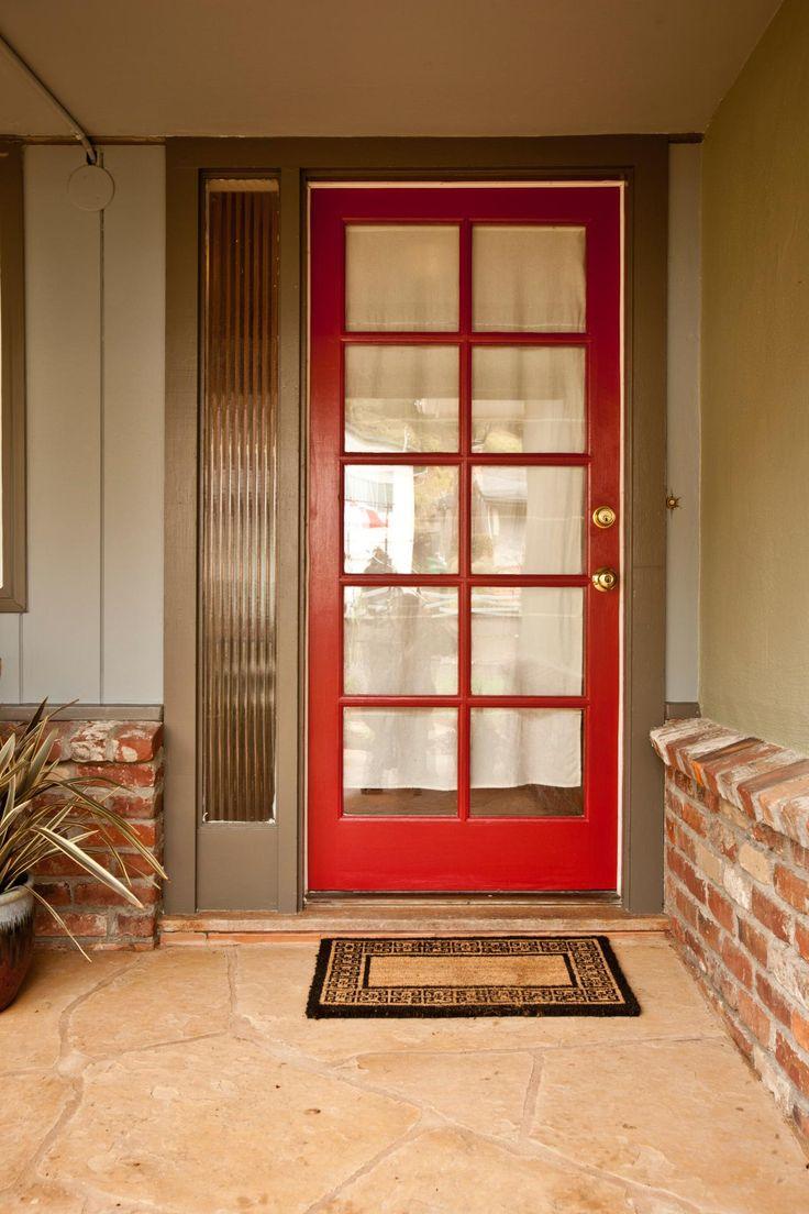 Open Front Door Welcome 121 best welcoming doors images on pinterest   front door colors