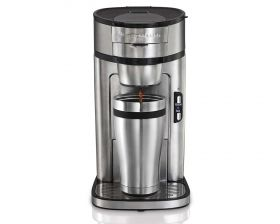 Single Cup Coffee Makers | Personal One-Cup Coffee Makers | Hamilton Beach. perfect!