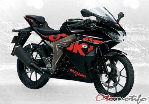 Fitur Suzuki GSX R150