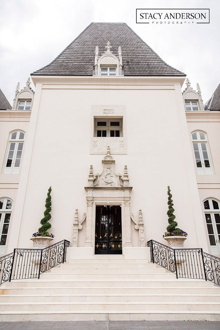 Chateau Cocomar Houston Wedding Photographer | Stacy Anderson | upscale wedding | glam wedding