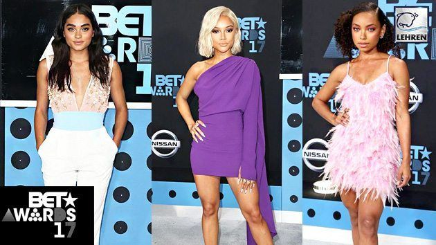 ET Awards Best Dressed 2017 |Karrueche Tran| Solange Knowles| Photos