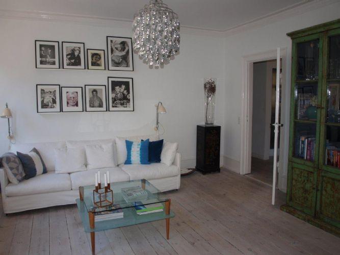 Designer apartment near Nørreport station, Copenhagen