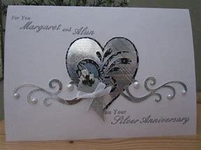 Image result for cricut anniversary card