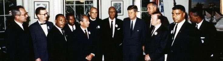 """""""President Kennedy may have been reluctant to push ahead with civil rights legislation, but millions of African Americans would not wait. Eventually, the administration was compelled to act."""""""