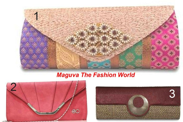 Beautiful clutches for party wear
