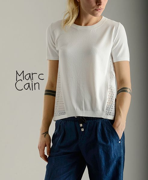 White by Marc Cain SS 2015