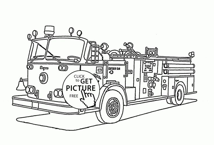 Rescue Transportation Fire Truck