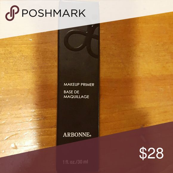 Arbonne makeup primer Silky layer that fills in fine lines and helps diminish pores.. make up glides on so easy and looks so fresh arbonne  Makeup Face Primer