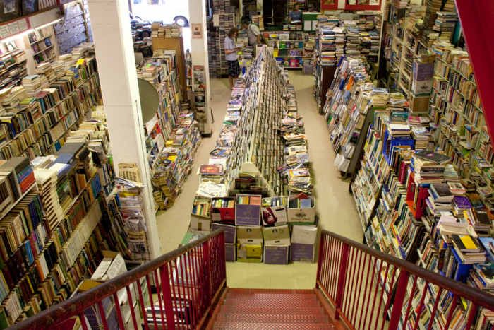 Goulds Book Arcade