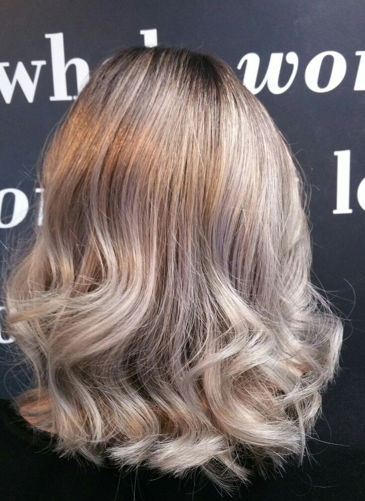 Soft blended balayage made by  @trulyjessy -salon du trezo