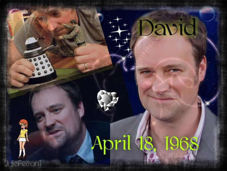 David Hewlett 4/18/1968 Aries