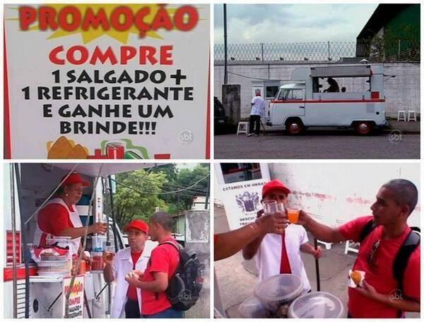 As promoções são reais.   100 imagens 100% brasileiras para confirmar que você nasceu no país certo