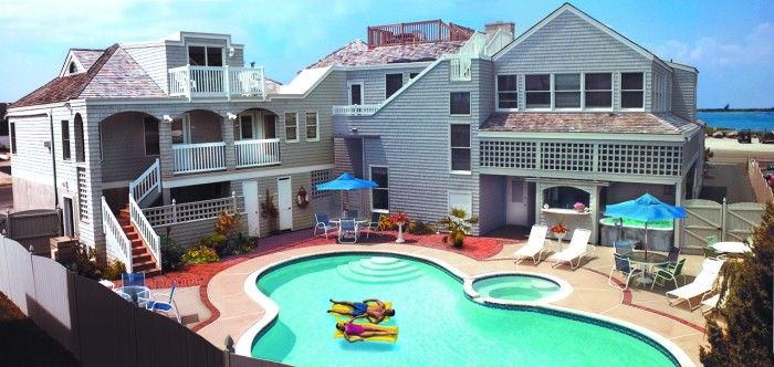 12. Sand Castle Bed And Breakfast, Long Beach Island