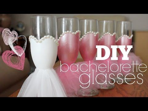 460 best bottle decorating images on pinterest decorated bottles diy these wine glasses for 15 solutioingenieria Choice Image
