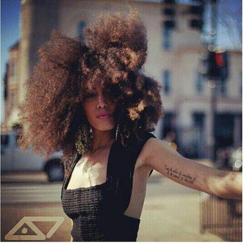 Natural Curly Hair Tumblr