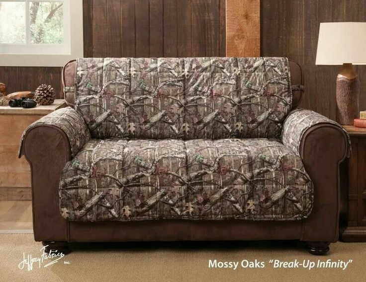 Couch Cover From Khols New Break Up Camo Daybed Set