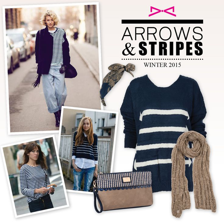 Classic stripes updated!  Shop now at #achilleas_accessories