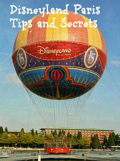 Disneyland Paris Tips and Secrets