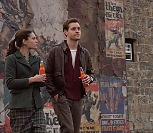The Man in the High Castle - Luke Klientank had me on freakin Nazi/Rebellion edge for a whole flipping hour - and the man's not done his superb acting there - he goes on for at least 10+ hour-long episodes