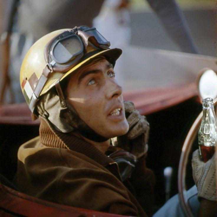 Luigi Musso Ferrari RacingF1 RacingVintage
