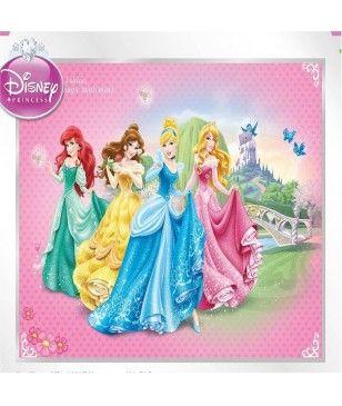 Fototapet din hartie Disney Princess 104x0.75cm - Consalnet 198-VE-M