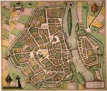 Click to read a brief history of Maastricht from Roman times to present.   Around the beginning of the Common Era, the Romans drove the Celts out of Maastricht and build a bridge over the Meuse ('Maas' in Dutch) River. The name Maastricht comes from the Latin term Mosae Trajectum, which means 'passage over the Maas.'