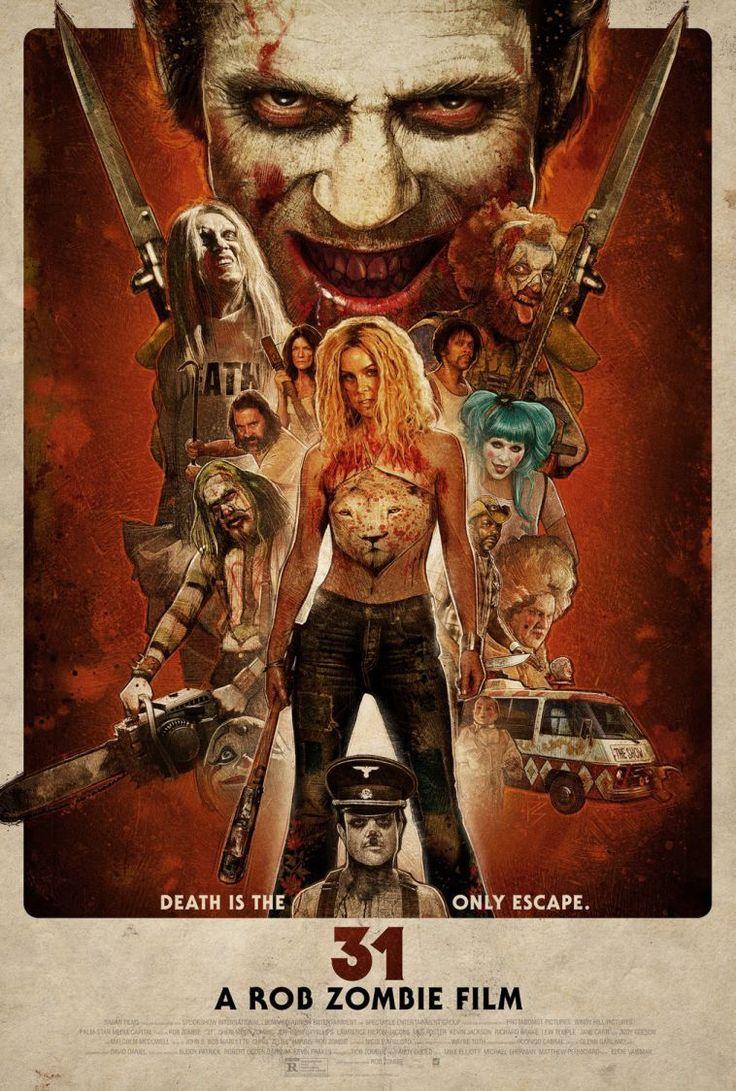 Horror Sales: Blackcoat's Daughter, Rob Zombie's 31 and iZombie.
