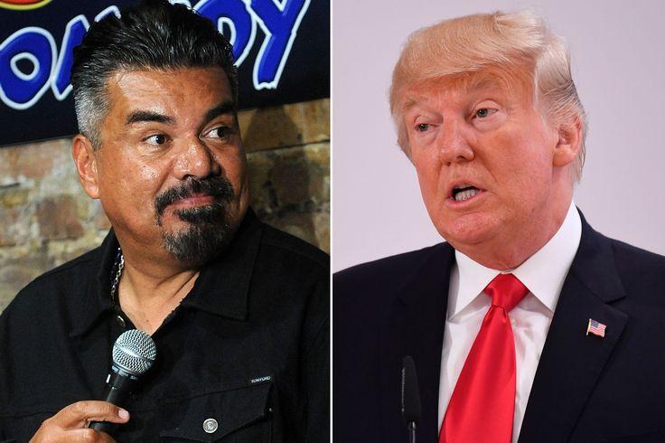 "George Lopez tells Trump to 'deport the police' to 'make the streets safer' Sitemize ""George Lopez tells Trump to 'deport the police' to 'make the streets safer'"" konusu eklenmiştir. Detaylar için ziyaret ediniz. http://www.xjs.us/george-lopez-tells-trump-to-deport-the-police-to-make-the-streets-safer.html"