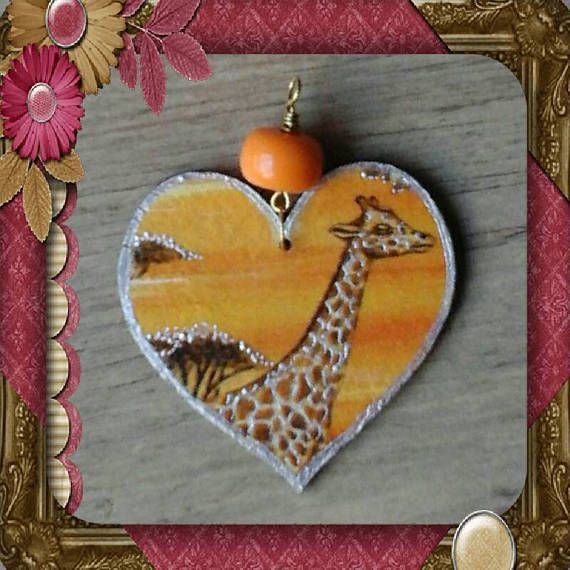 Check out this item in my Etsy shop https://www.etsy.com/listing/513418116/necklace-pendant-handmade-wooden-heart