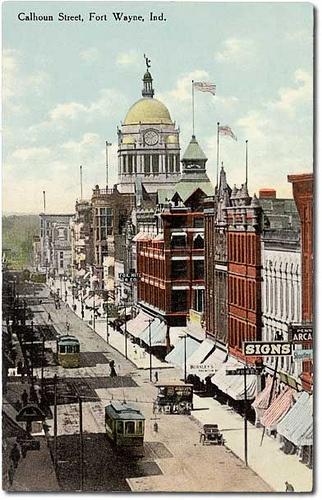 old Fort Wayne