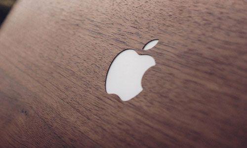 Glitty MacBook Cover Valnød 4