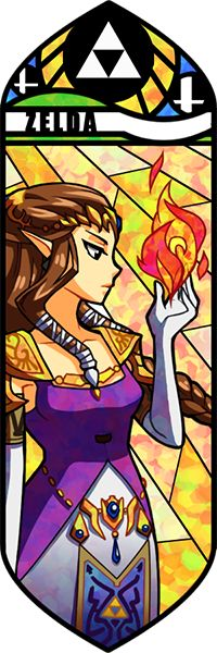 Smash Bros - Princess Zelda by Quas-quas on deviantART