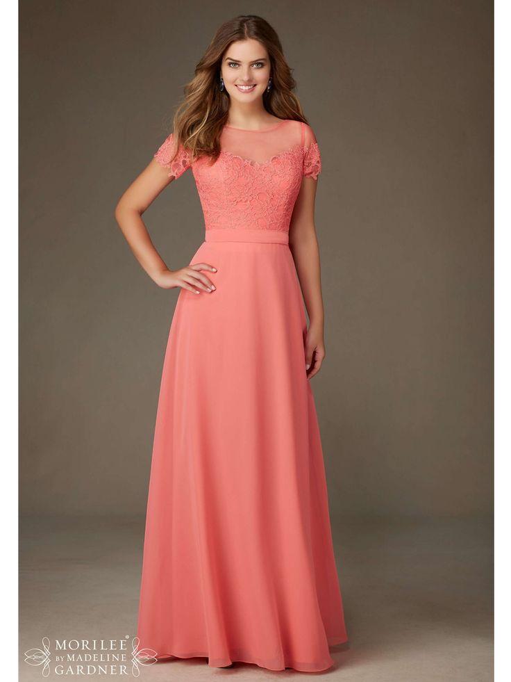 Mori Lee - Bridesmaid Dress Style No.124