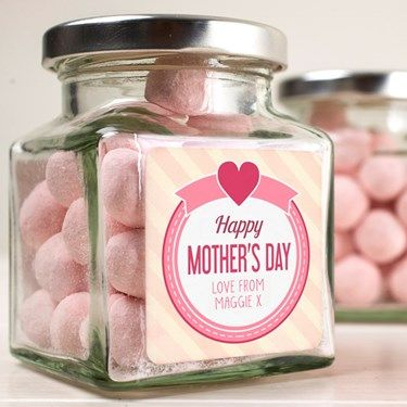 Personalised Mother's Day Sweets & Chocolates | Card Factory