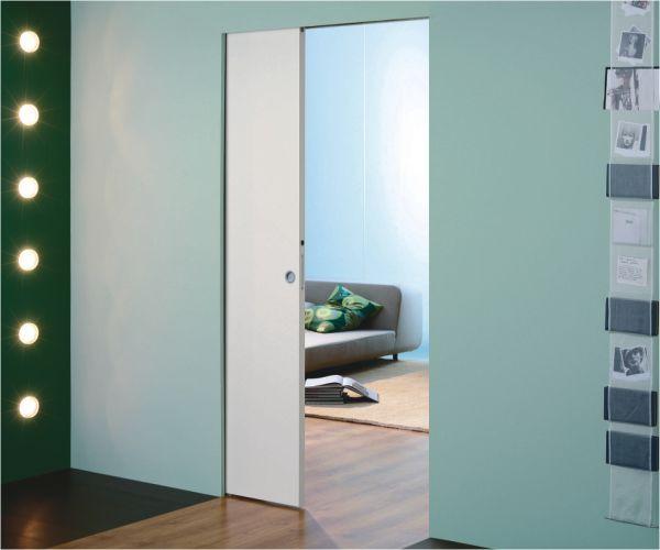 Pocket/sliding door: Eclisse Syntesis Line SD (Frameless
