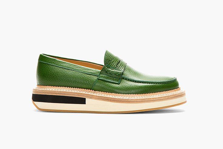 Giuliano Fujiwara Spring/Summer 2014 Footwear Collection
