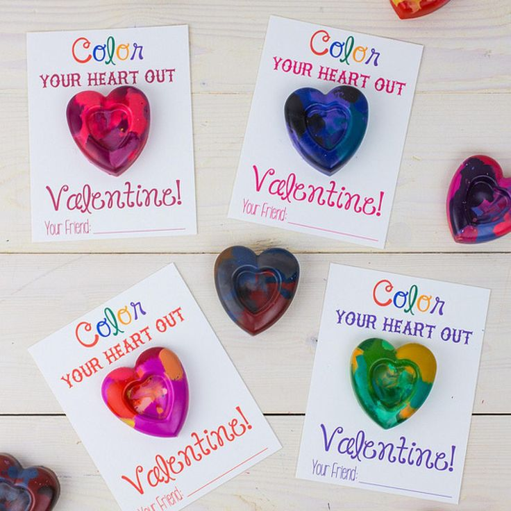 17 best ideas about Homemade Valentines – Homemade Valentine Cards for Kids