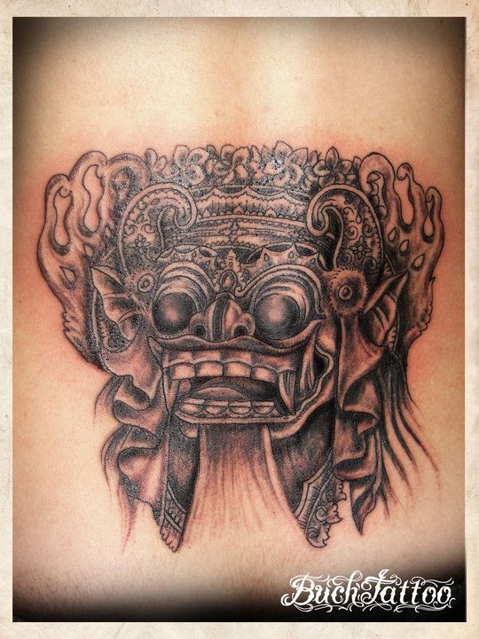 21 best balinese barong tattoo images on pinterest barong tattoo ideas and balinese. Black Bedroom Furniture Sets. Home Design Ideas