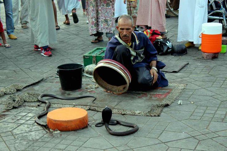 #Marrakesh #Storia.  Storia della città di Marrakesh.  La più importante delle 4 città imperiali, la più turistica, strana, irreale e ammaliante del #Marocco.