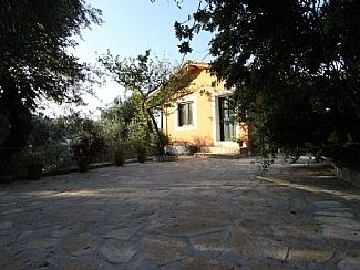 Holiday Cottage for rent in Loggos, Paxos GR1575