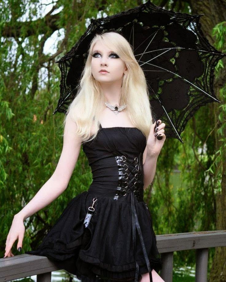 chicas góticas-fotos - Identi                                                                                                                                                      Más