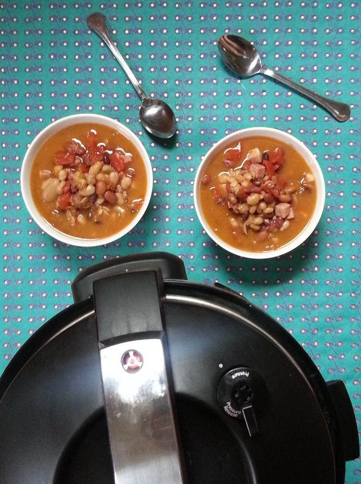 One-Hour, 13-Bean & Ham Soup -  #RossSveback #ElevatingTheEveryday #ImperfectionIsCharming