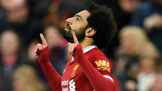 Salah steers around Real Madrid question to target Golden Boot with Liverpool