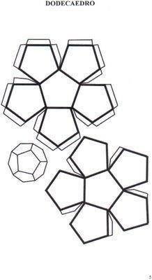 Como fazer um dodecaedro. Um dodecaedro é um poliedro de doze faces. Se as doze faces do dodecaedro são pentágonos regulares, estamos perante um dodecaedro regular. A seguir, mostramos-lhe como fazer um dodecaedro....