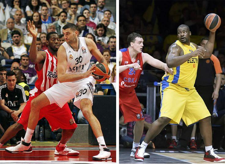 O Μπουρούσης, ο Σχορτσανίτης και η Euroleague #Euroleague #final4 #milano