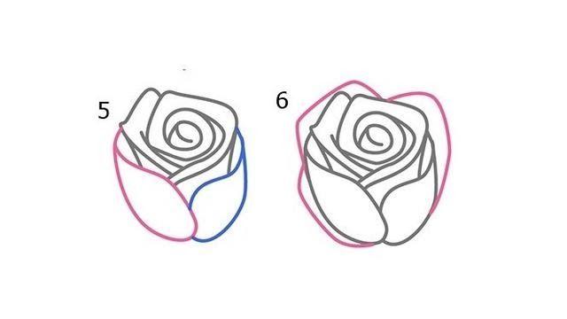 Https Ift Tt 2yjzuqm Cara Menggambar Bunga Mawar Dengan Mudah Cocok Untuk Anak Anak Gambar Bunga Mawar Hitam Pu Menggambar Bunga Gambar Bunga Cara Menggambar