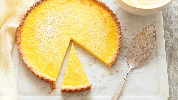 I'm in the mood for a good lemon tart... so I will give this one a try