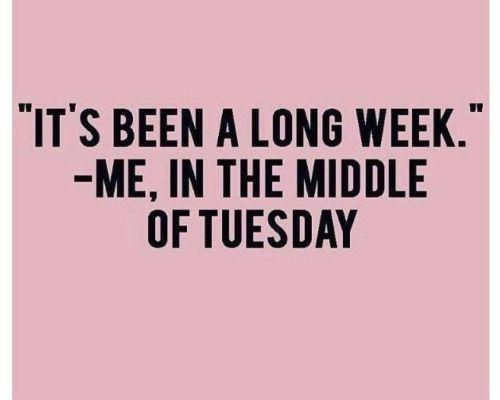 Its been a #long #week. #mondayitis http://ift.tt/2i4QZYo