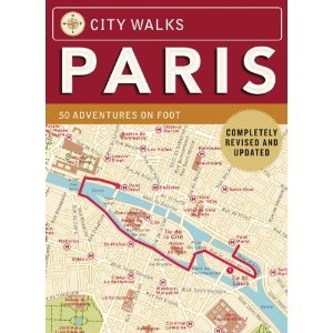 Paris is such a walking city...these are self-guided cards that take you on fantastic walks through Paris!
