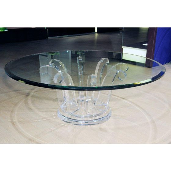Les 25 meilleures id es de la cat gorie table basse for Set de table verre